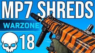This MP7 Loadout SHREDS on Call of Duty Warzone (Best SMG)