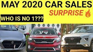 Top 10 Cars Sold In May 2020 – Creta, Ertiga, Bolero, Seltos, Altroz|Car sales after lockdown