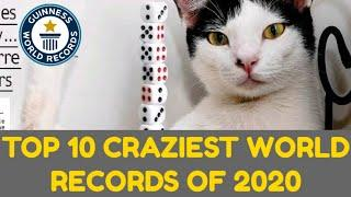 TOP 10 CRAZIEST WORLD RECORDS OF 2020 | TOP NEWS | #04