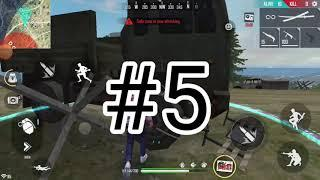 Top 10 hidden places in free fire//2020 best place for hidden in free fire in bermuda map.