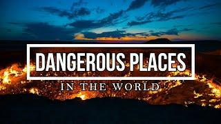 Dangerous Place In The  World || top 10 world dangerous place || top10info