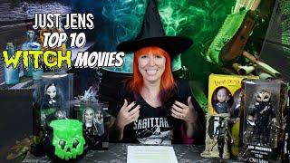 Just Jens Top 10 Witch Horror Movies
