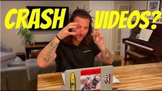 Why Don't I Make Crash Analysis Videos? ~ MotoJitsu
