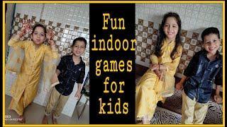 Indoor games for kids|| Games ideas for kids|| Indoor games activity