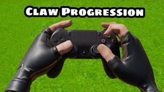 4 Day Progression Non Claw to Claw (Fortnite Season 11 Chapter 2)