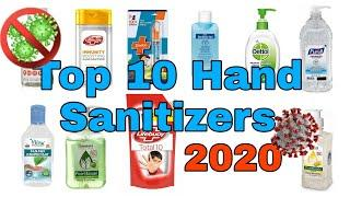 Top 10 Hand Sanitizer In India||Best Hand Sanitizer||Sabse Achha Hand Sanitizer
