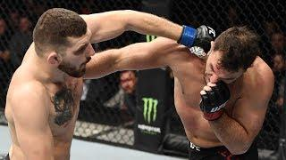 Top Finishes from UFC Auckland Fighters