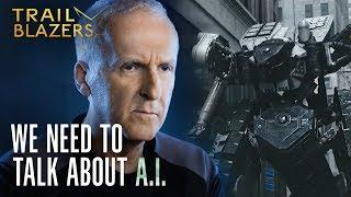 The Trolley Problem and Weaponised Artificial Intelligence | We Need To Talk About A.I. (2020)