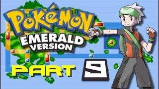 Pokemon Emerald: Part 9: Lavaridge Gym; From Sauna to Desert