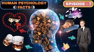Secrets of Human body And Human Psychology : Top 10  Facts about Human body and  psychology  EP # 7