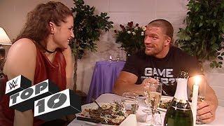 Romantic WWE date moments: WWE Top 10, Feb. 12, 2020