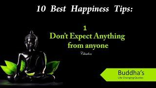 Best 10 Happiness Quotes will change your mind and life  Motivational Quotes   Chiselers