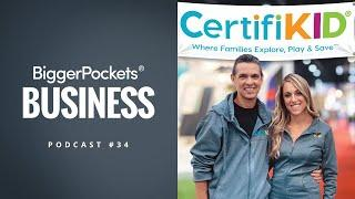 From NO Business Experience to $40M in Sales and Shark Tank Success | BP Business Podcast 34