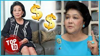 Top 10 Richest Female Celebrities In The Philippines ★ Richest Filipinas