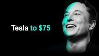 Tesla Stock $75 Price Target (LOL)