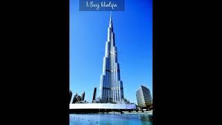 Top 10 Tourism place in UAE #dubai#dubai mall#burj khalifa#tourism#