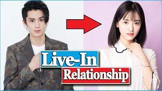 Top 5 Chinese Couples in Live-In Relationship | Dilraba Dilmurat | Shen Yue