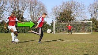 Can Amateur Footballers Recreate The Greatest Premier League Goals Ever? - PART 1 (2000-2010)
