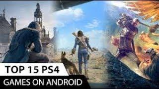 Top 15 Console Games on Android | Console Quality Games