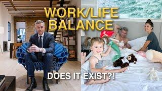 An INSIDE LOOK at my insane Work/Life Balance | Ryan Serhant Vlog #119