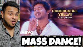 Suraa - Vangakadal Yellai Video Song Reaction   10 Year Anniversary   Thalapathy Vijay   Master