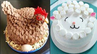 Best Cool Birthday Cakes | Easy Birthday Cake Ideas | So Yummy Cake