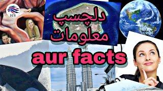 Top 10 interesting facts about world||interesting facts about world||Information about world in urdu