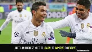 TOP 10 FOOTBALL MOTIVATORS | Cristiano Ronaldo | #1