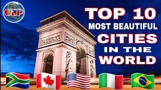 Top 10 Most Beautiful Cities in the World 2020 | Best Place to visit