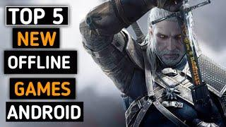 Top 5 OFFLINE Games For Android 2020 | HD Graphics | Protech | New Offline Games 2020 | HD games