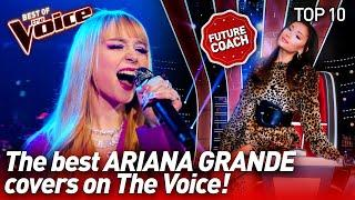 NEW The Voice Coach ARIANA GRANDE would be SO PROUD
