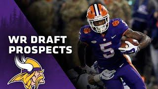 Why These Wide Receivers Could Make Sense For The Minnesota Vikings | 2020 NFL Draft Preview