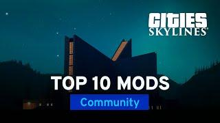 Top 10 Mods and Assets August 2020 with Biffa | Mods of the Month | Cities: Skylines