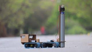 How To Make a Truck - Boring Machine - Drill Machine