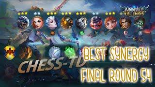 FINAL ROUND MLBB CHESS TD , ROUND 54 - BEST SYNERGY TIGREAL DAMAGE OP