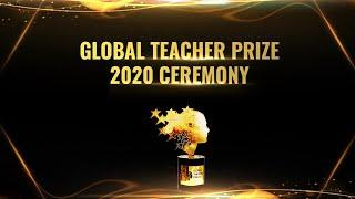 Global Teacher Prize 2020 Ceremony | Stephen Fry
