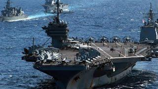 TOP 10 MOST POWERFULL AIRCRAFT CARRIER IN THE WORLD