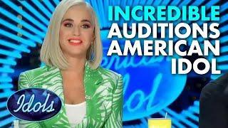 5 INCREDIBLE AUDITIONS WEEK 1 American Idol 2020 Including ARTHUR GUNN, DOUG KIKER  | Idols Global
