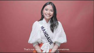 Miss Universe Philippines 2020 | Contestants Speak Different Language