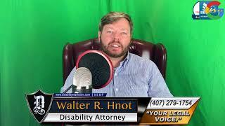 #5 of the top 10 most bizarre reasons you won't be approved for social security disability benefits.