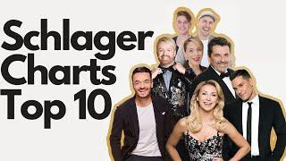 SCHLAGER CHARTS der Woche ⭐ Top 10 Schlager Hit Mix