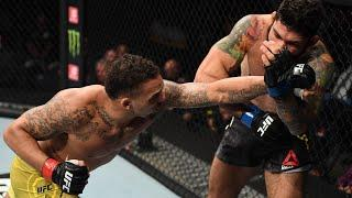 Top Finishes From UFC 263 Fighters