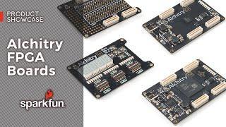 Product Showcase: Alchitry FPGA Boards