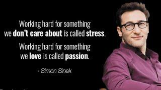 IF You GET THIS, Your LIFE Will CHANGE! - Simon Sinek - Top 10 Rules