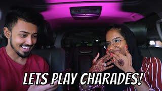 LETS PLAY CHARADES! || COUPLES VIDEO IPHONE GAMES RELATIONSHIP