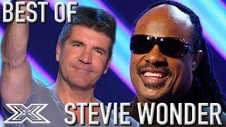 TOP STEVIE WONDER Covers From X Factor Around The World | X Factor Global