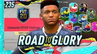 FIFA 20 ROAD TO GLORY #235 - TOTS PLAYERS PUT TO THE TEST!!
