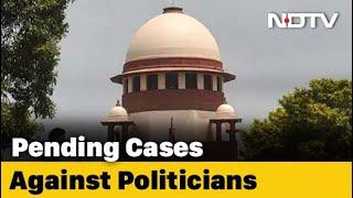 """Over 4,000 Cases Pending Against Politicians, Top Court Says """"Shocking"""""""