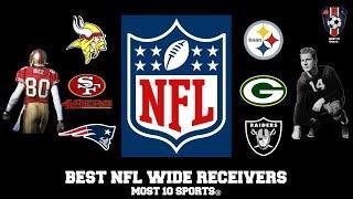 Top 10 NFL Wide Receivers
