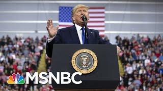 Trump Slump: Market Tumble Stokes Debate Over Dems' Best Economic Attack On Trump 2020 | MSNBC